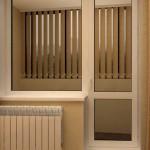 Балконная дверь ПВХ