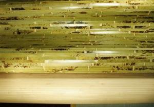 Как клеить бамбуковые обои своими руками
