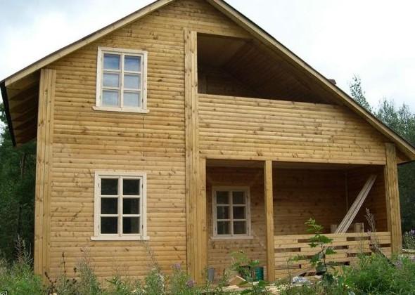 Одноэтажный или двухэтажный дом