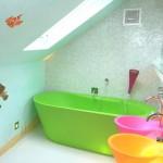 Можно ли использовать влагостойкий гипсокартон в ванной?